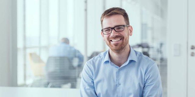 Patrik Biňovský, Head of Strategy, Change Management, R&D - Raiffeisenbank - centrála
