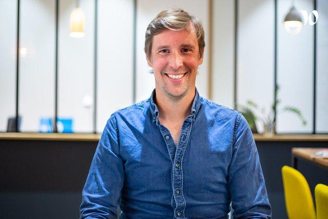 Rencontrez Benoit d'Yvoire, Account manager - Decidento