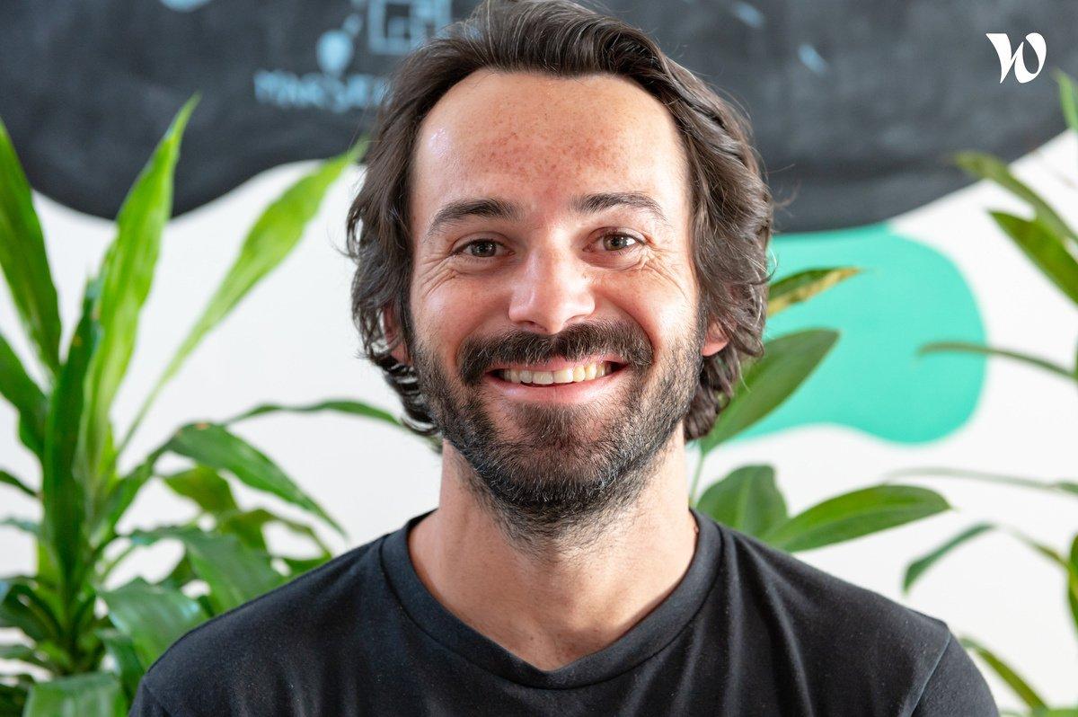 Rencontrez Julien Lamour, Product Manager - Zei