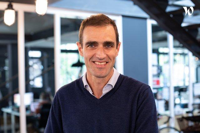 Rencontrez  Olivier, co-fondateur et CEO - Advalo