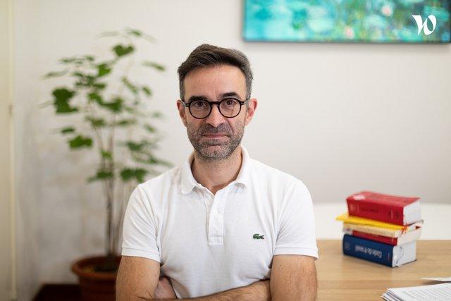 Rencontrez Laurent , Associé - PM Paye
