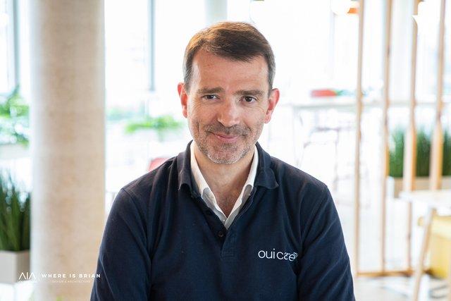 Rencontrez Guillaume, Président Fondateur du Groupe Oui Care - Oui Care
