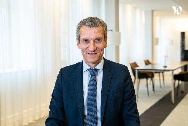Rencontrez Fabien SIMONIN, Directeur Centre d'Affaires Entreprises - Banque Populaire Alsace Lorraine Champagne