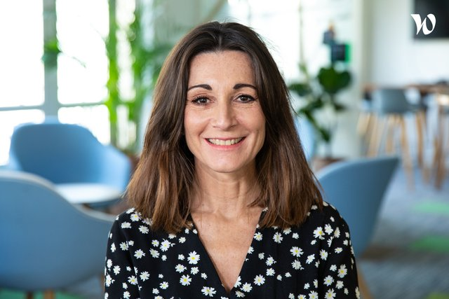 Découvrez Sandrine, Directrice de marché - GreenFlex