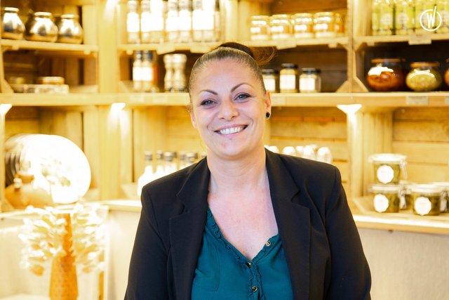 Rencontrez Katy, Manager opérationnel - La Capucine