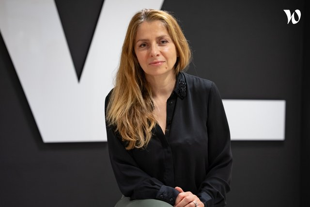 Rencontrez Sabrina, Client Team Director - Valtech