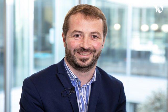 Rencontrez Sebastien RICHARD, APV PSA RETAIL FRANCE - PSA Retail