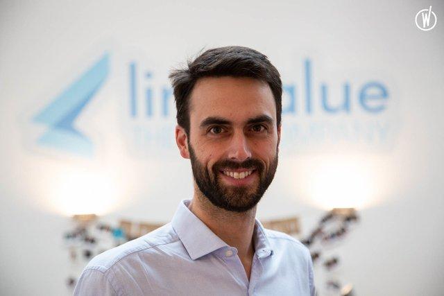 Rencontrez Romain, Co-Fondateur - Linkvalue