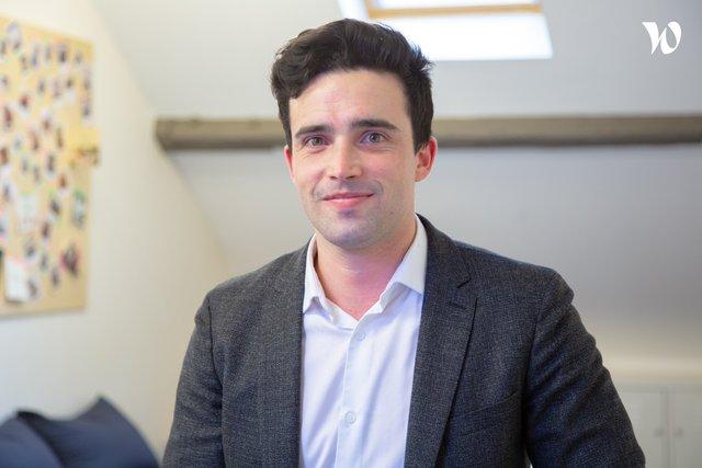 Rencontrez Nicolas, Consultant - Hector Advisory