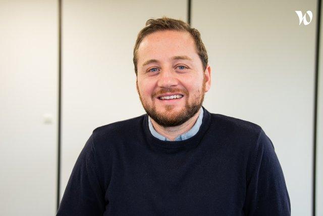 Rencontrez Thomas, Customer Success Manager - Sensefuel