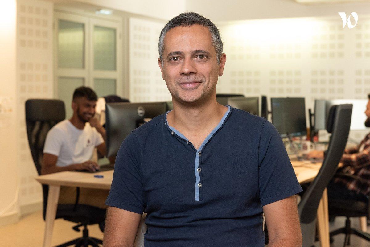 Rencontrez Bassel, CEO et Fondateur - Horiz.io