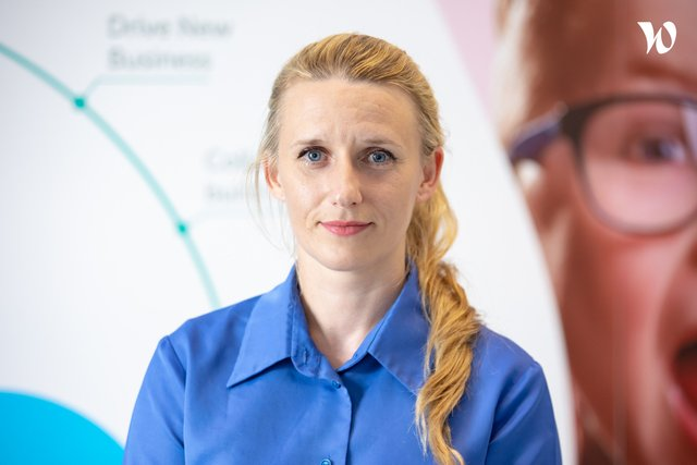 Meet Olga, Sales Executive - Trace One