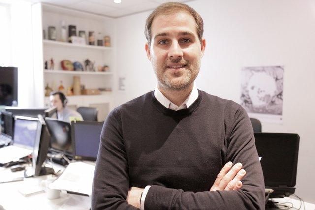 Rencontrez Laurent, Directeur Associé/Directeur Commercial  - MADMIX | Digital Players