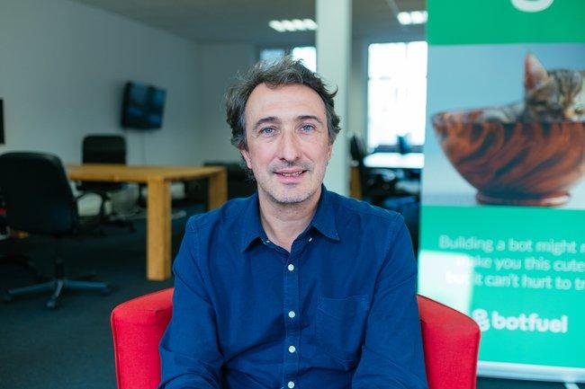 Rencontrez Javier, CEO & Co Fondateur - Botfuel