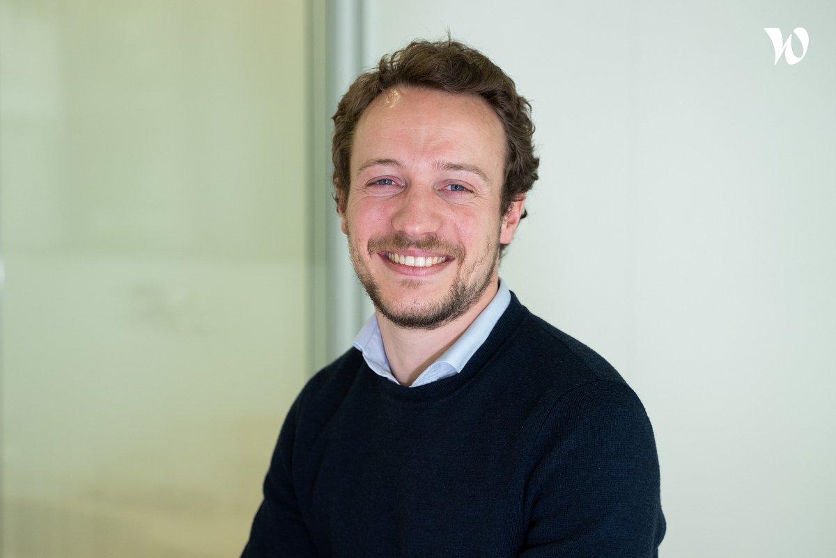 Rencontrez Alexandre, Chargé d'Affaires chez RAISE Impact - RAISE