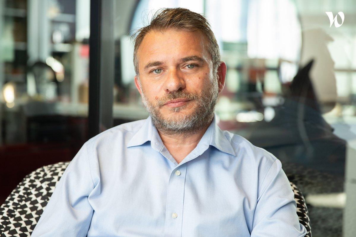 Rencontrez Renaud, Directeur des opération : Co founder - L'Addition