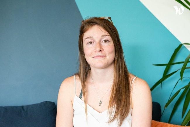 Rencontrez Adeline, Chargée du développement réseau & de formation - Le Mercato de l'Emploi