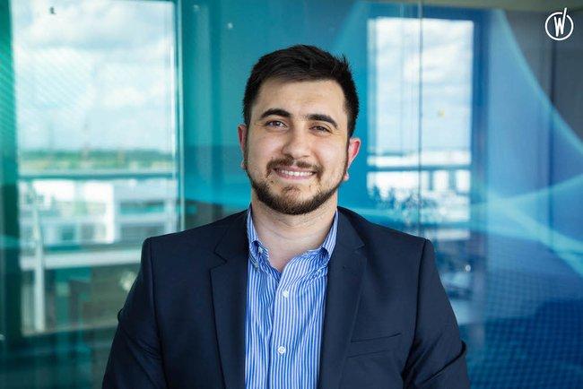 Rencontrez Narek, Chef de produit Alimentaire - Carrefour