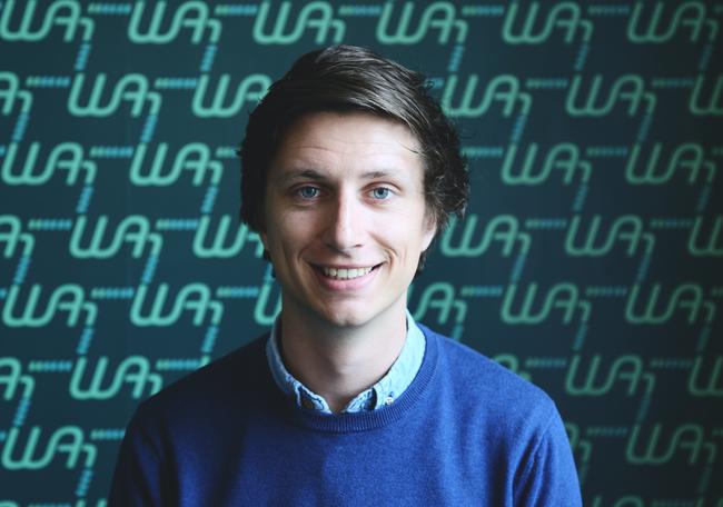 Rencontrez Louis, CEO - Tracktl