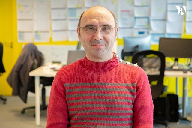 Rencontrez Jean-Michel, Co-fondateur CTO - Sendethic