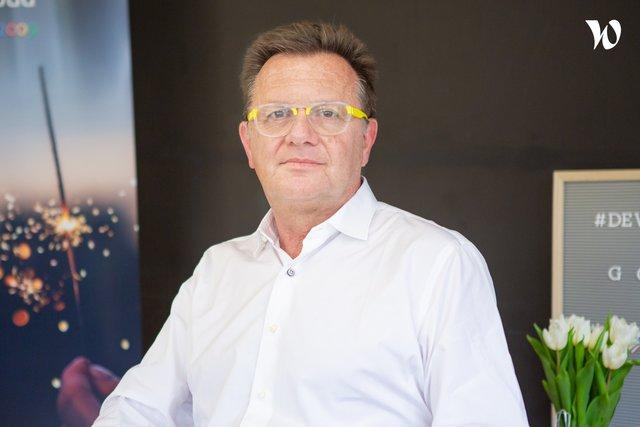 Rencontrez Frédéric, General Manager - Devoteam G Cloud