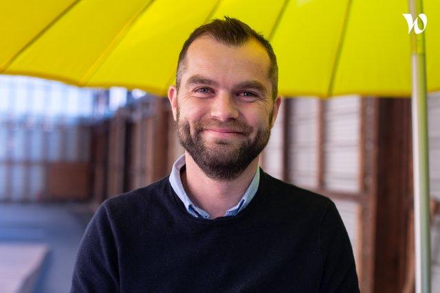 Rencontrez Ronan, Associé et Co-fondateur - Digital4better