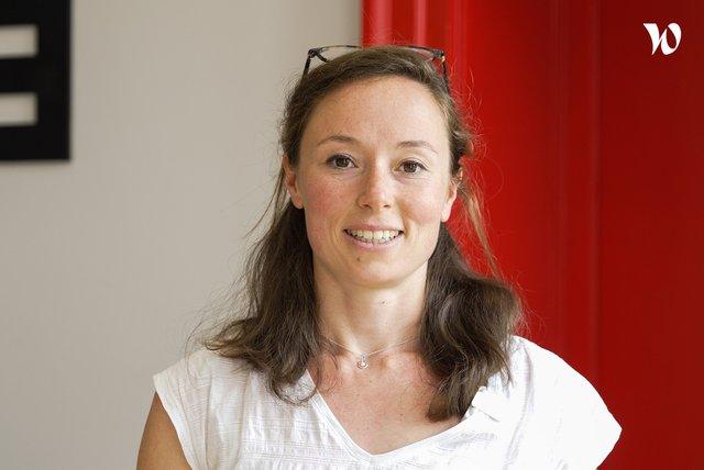 Rencontrez Clémence De Pommereau, Manager - E-cube Strategy Consultants