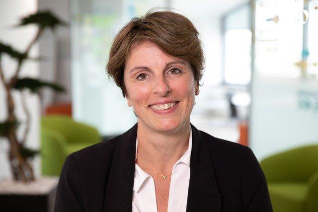 Rencontrez Karine, Project Manager au Centre de Compétence Design and Delivery - Allianz France