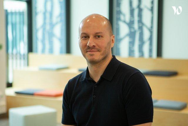 Rencontrez David, Architecte logiciel - Orange