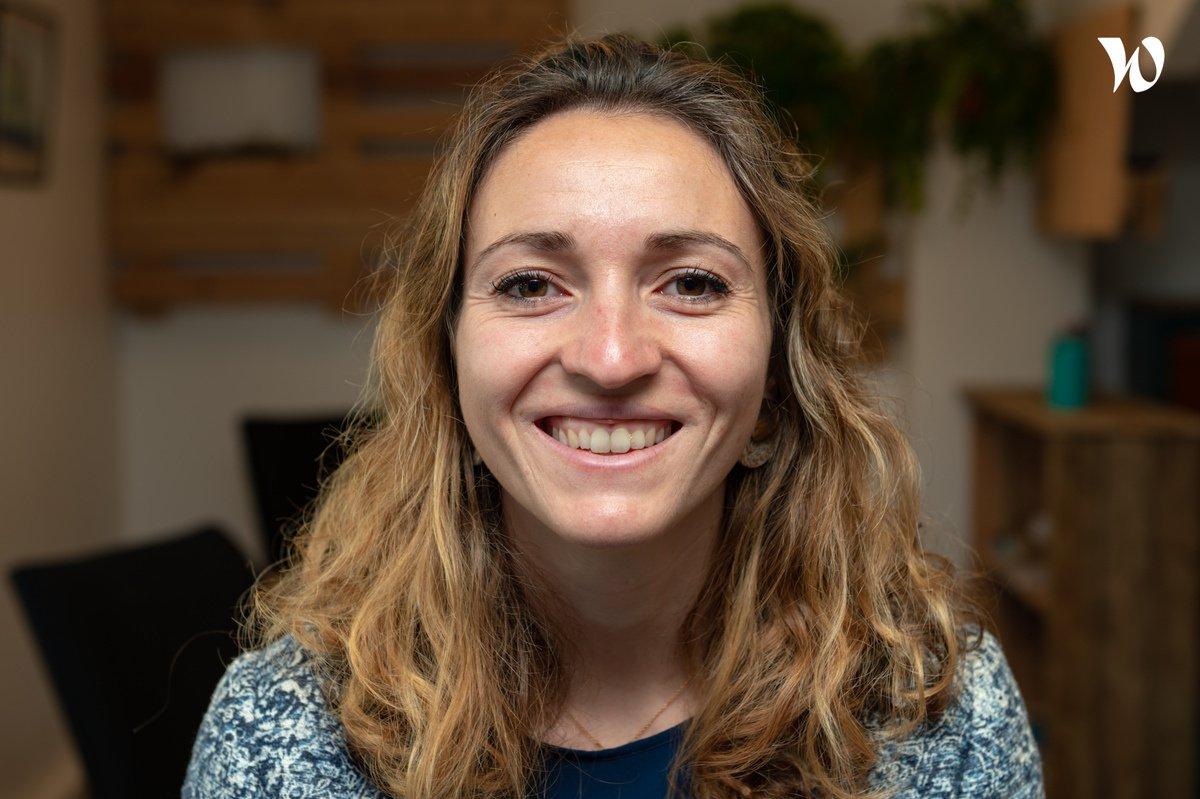 Rencontrez Léa, Co-founder & CRO - Tchek