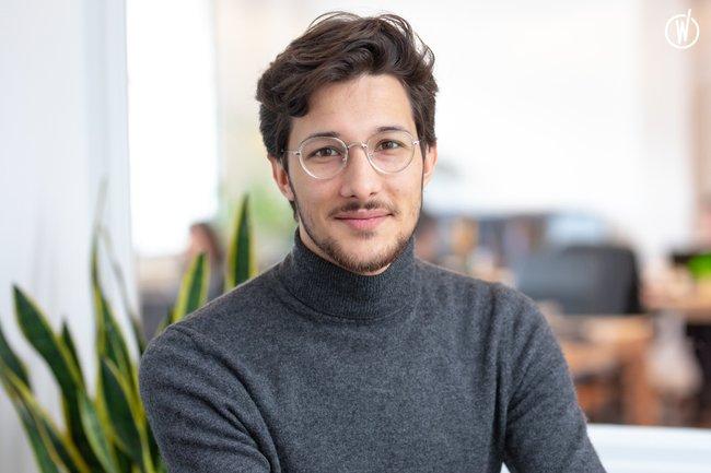 Rencontrez Théo, CEO & Co-fondateur  - WERO