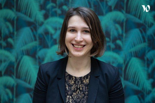 Rencontrez Yulia, Data Analyst - Wizaly