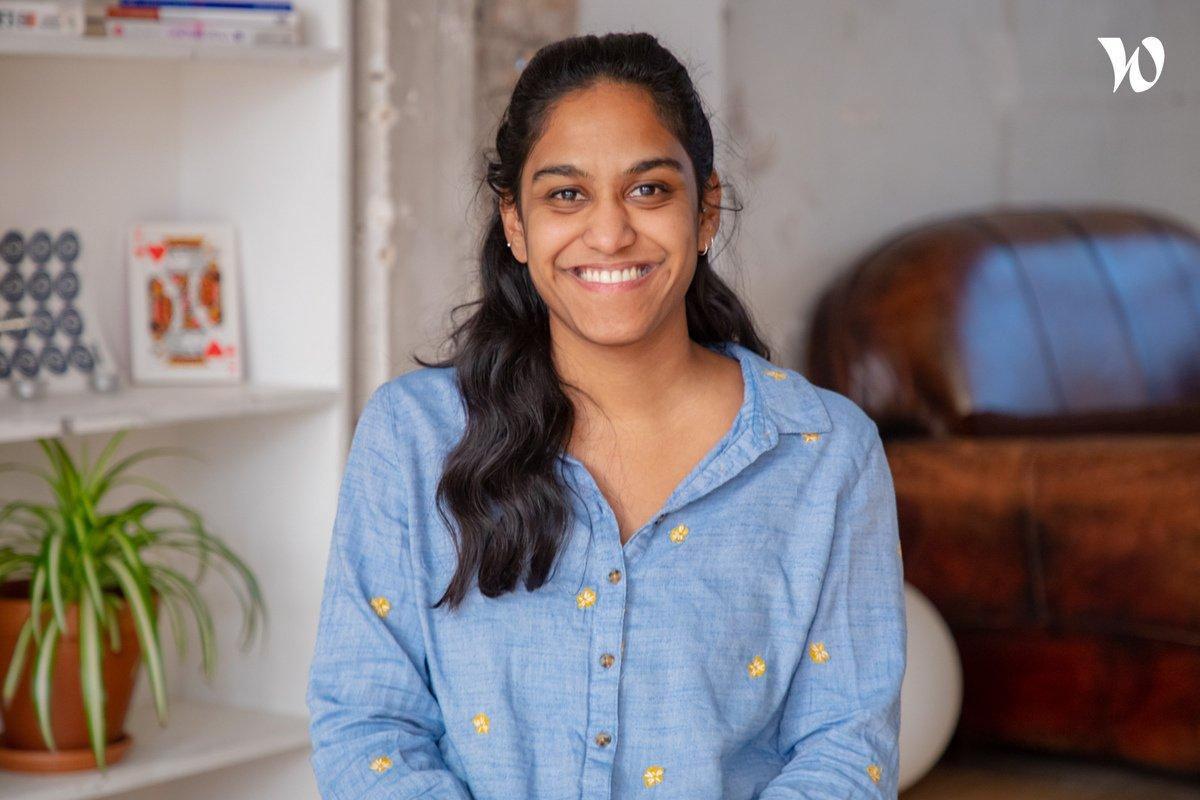 Rencontrez Myriam, Directrice Marketing - JEDHA