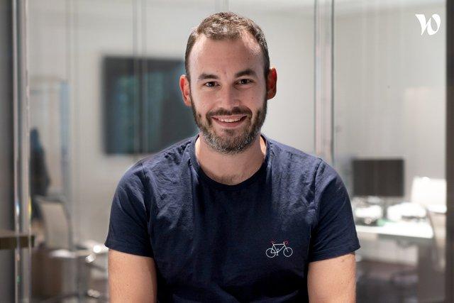 Rencontrez David, Responsable Projet chez Com & Company - Valeur et Capital