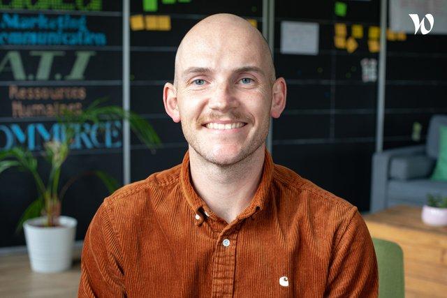 Rencontrez Fabien, Customer Success Manager - Smartway