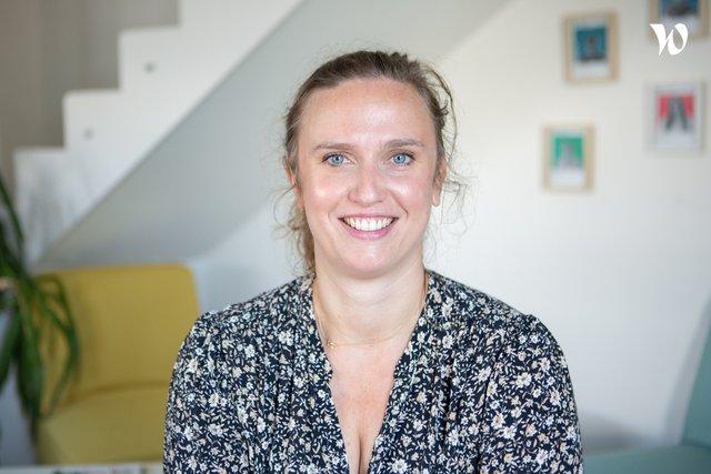 Rencontrez Cécile, Chief Operating Office - TEAMSMART
