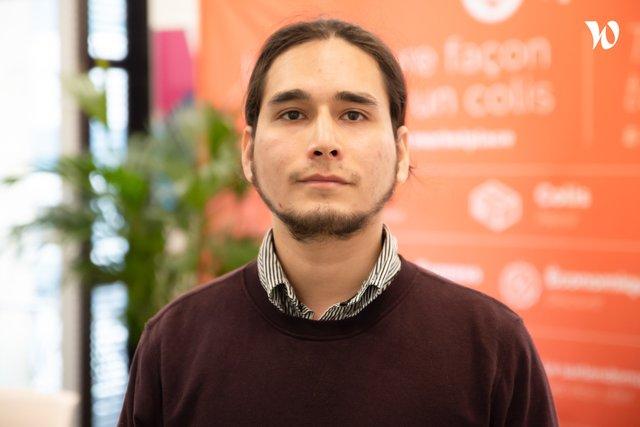 Rencontrez Jordy, Chargé de Relation Clients - Upela