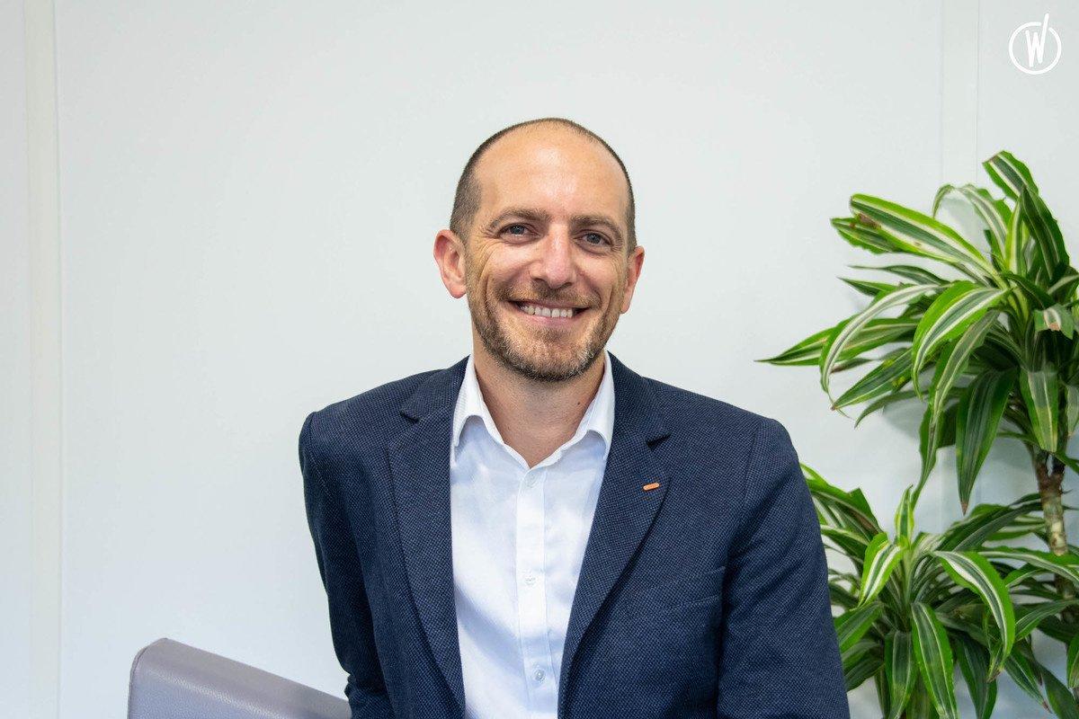 Rencontrez William, CEO - Oneytrust
