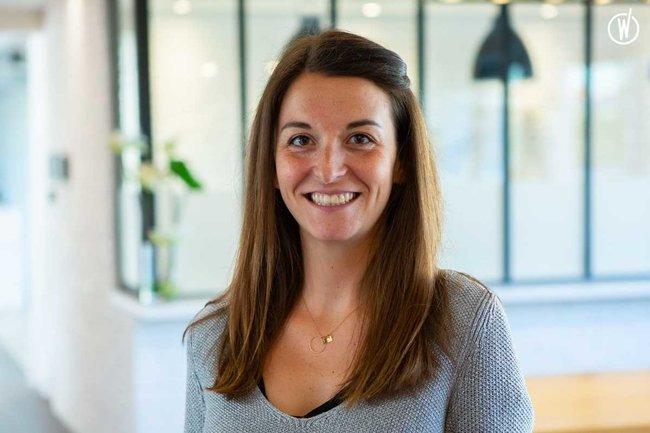 Rencontrez Laurène, Manager - Tilt Ideas