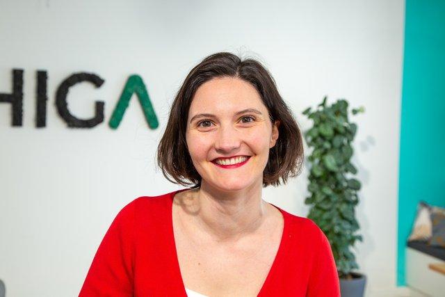 Rencontrez Céline, Directrice Marketing - Thiga