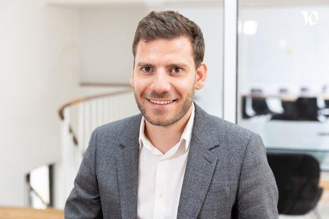 Rencontrez Gil, Directeur commercial Europe - Potloc