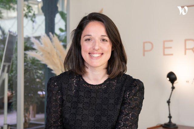 Rencontrez Laurie, CEO - PERTINENS