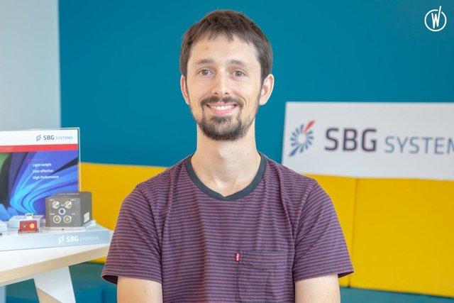 Rencontrez Raphael, Architecte Logiciel en Chef & Co-fondateur - SBG Systems