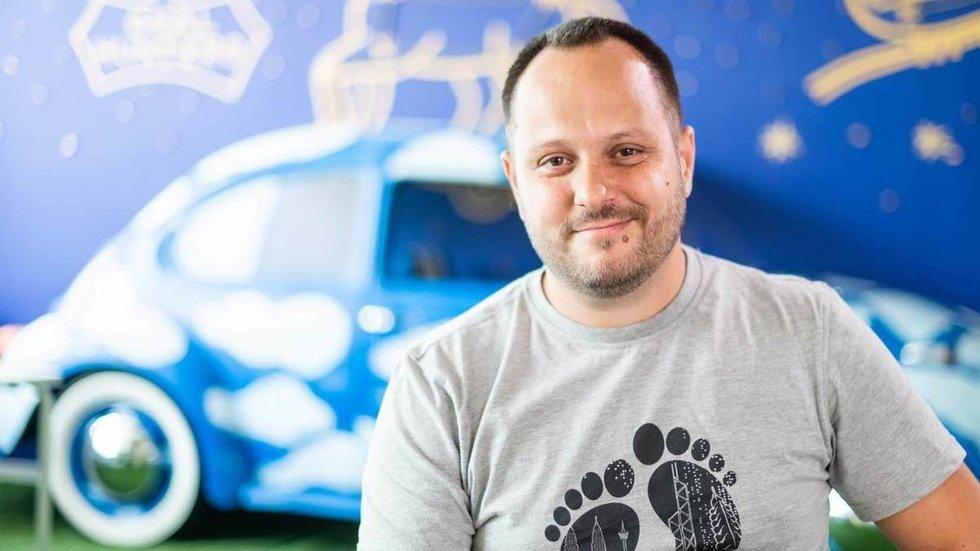 Juraj Stankay, Industry Manager, Slovensko - Google