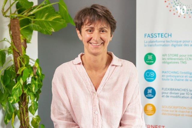 Rencontrez Sylvie, Matching comparaison d'assurance - FASST