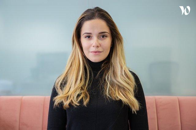 Rencontrez Gabrielle, Conseillère en stratégie commercial - 26 Academy