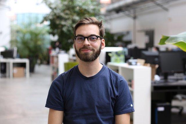 Rencontrez Pierre Alexandre, Lead développeur front - Adfab