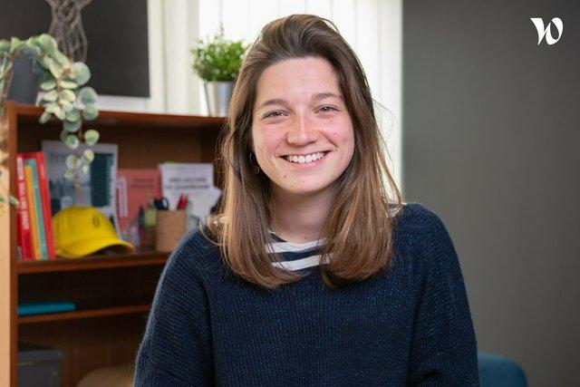 Rencontrez Béatrice, Manager du pôle webmarketing - PROGRESSIF MEDIA