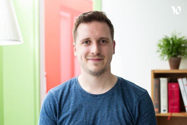 Rencontrez Nicolas, Directeur Technique - Legal Pilot