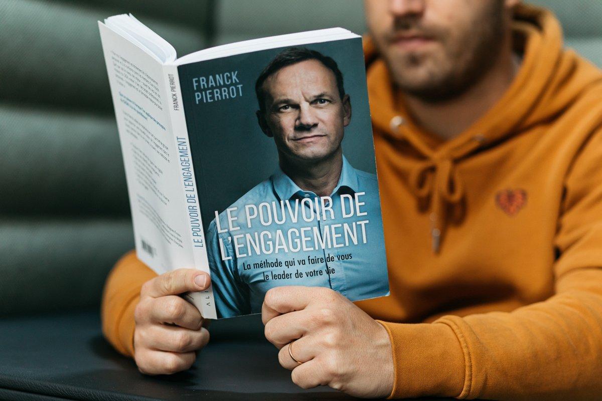 """6 conseils du livre """"Le pouvoir de l'engagement"""", Franck Pierrot"""